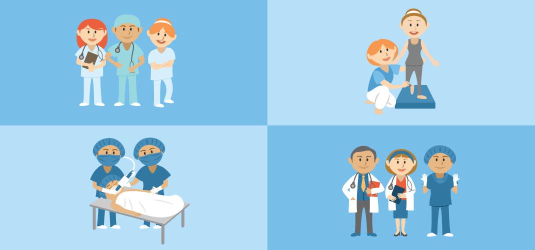 Elenco delle Professioni Sanitarie
